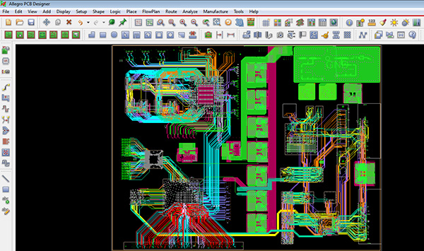 PCB Manufacturing Option Outputs Design Data In A Variety Of Formats